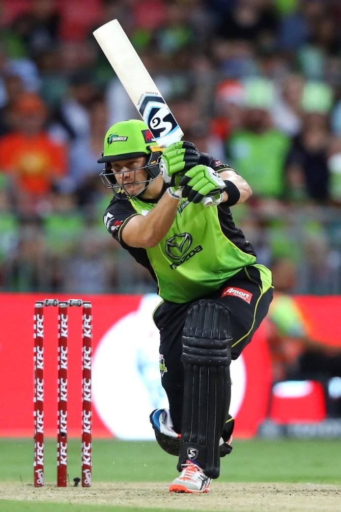 Shane Watson retires from Big Bash League BBL Sydney Thunder cricket