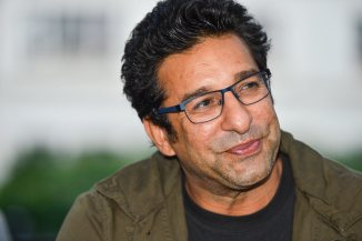 Wasim Akram calls on India and Pakistan fans to stay graceful and not treat their teams' World Cup clash as a war cricket