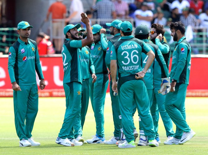 Pakistan players reveal teammates' secrets World Cup cricket