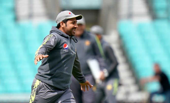 Sarfraz Ahmed eager to bat at four or five during the World Cup Pakistan cricket