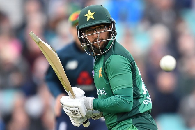 Imam-ul-Haq determined to score century in Pakistan's World Cup opener against the West Indies cricket