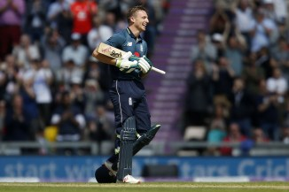 Jos Buttler 110 not out England Pakistan 2nd ODI Southampton cricket