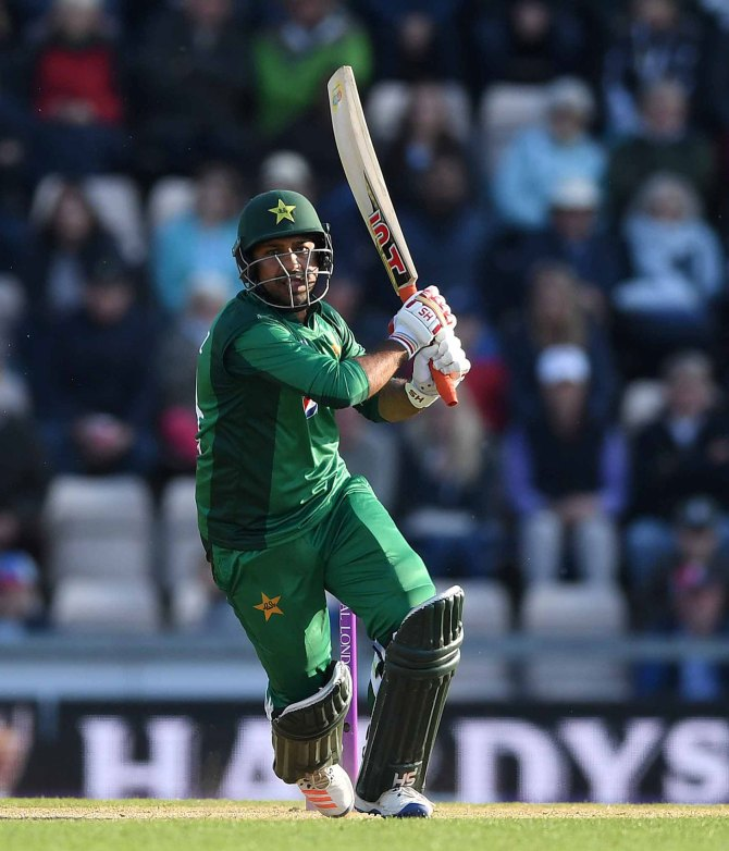 Misbah-ul-Haq believes Sarfraz Ahmed should bat at number five at the World Cup Pakistan cricket