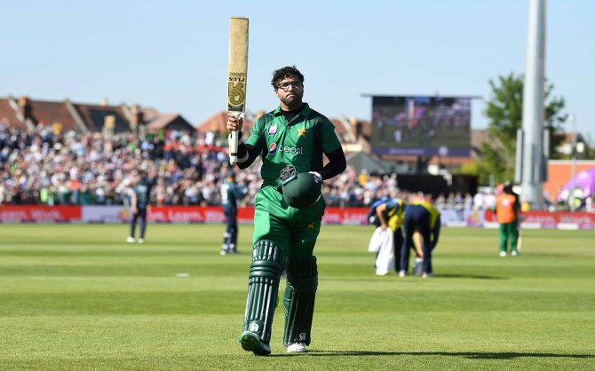 Imam-ul-Haq broke a number of records with his career-best knock of 151 Pakistan cricket