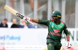 Mosaddek Hossain 52 not out Bangladesh Ireland ODI tri-series final Dublin cricket