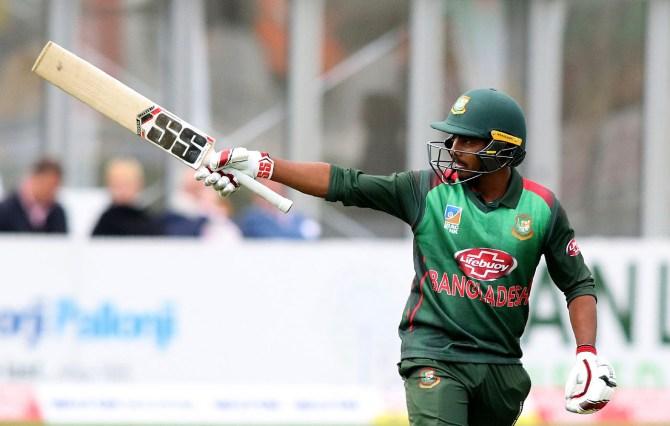 Mosaddek Hossain 52 not out Bangladesh Ireland ODI tri-series final Dublin cricket