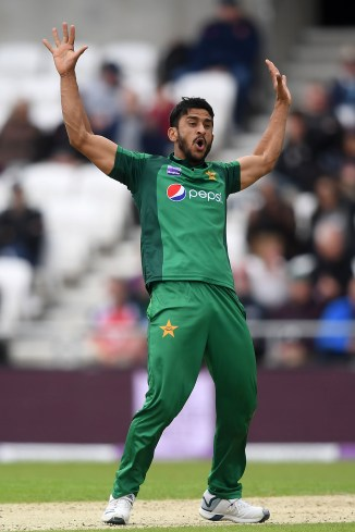 Hasan Ali loves playing in England due to the massive amount of support Pakistan gets from the fans World Cup cricket