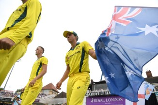 Jhye Richardson ruled out of World Cup as he has not fully recovered from dislocating his shoulder Australia cricket
