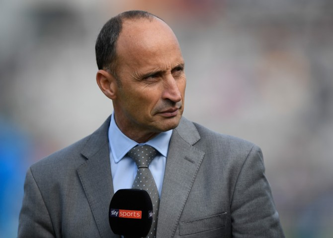 Nasser Hussain believes Babar Azam will be Pakistan's key player during the World Cup cricket