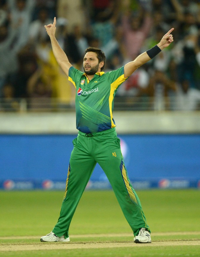 Brad Hogg said the unpredictably exciting nature of Shahid Afridi is what made him a world-class player Pakistan cricket