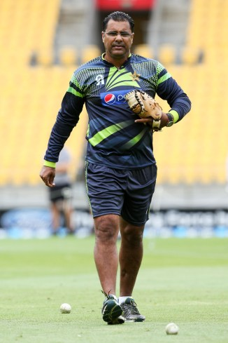 Waqar Younis said Pakistan pace bowler Mohammad Wasim Jr is the next big thing