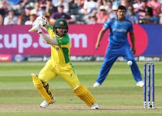 David Warner 89 not out Australia Afghanistan World Cup 4th Match Bristol cricket