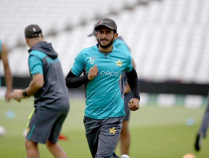 Pakistan fast bowler Hasan Ali said his workload was far too much