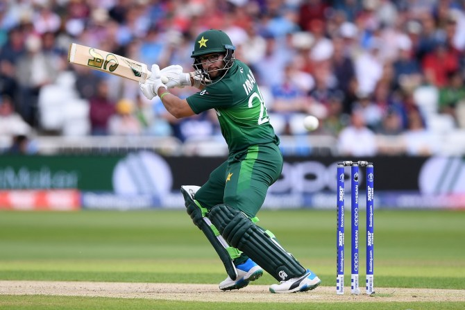 Imam-ul-Haq excited about Pakistan's World Cup clash against India cricket