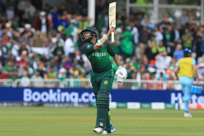 Imam-ul-Haq insists he doesn't have a weakness on the leg side Pakistan World Cup cricket