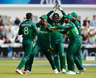 Hasan Ali believes Pakistan snapped their 11-game losing streak in ODIs since everyone believed in themselves Pakistan World Cup cricket