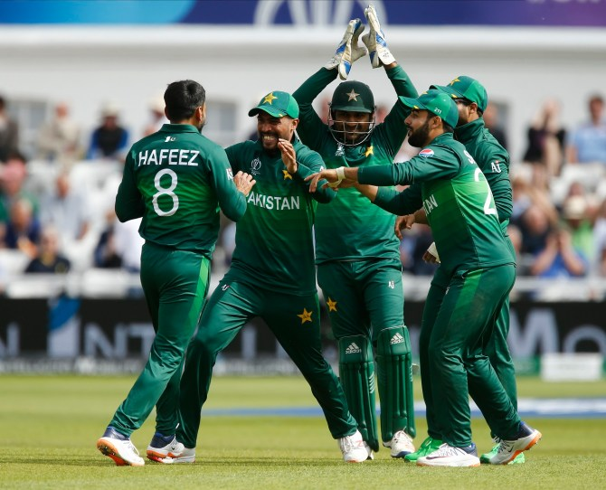 Hasan Ali insists Pakistan don't like being called unpredictable World Cup cricket