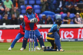 Mohammad Shahzad has been ruled out for the rest of the World Cup with a knee injury Afghanistan cricket