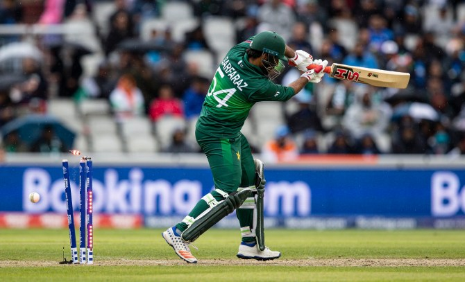 Sarfraz Ahmed allegedly accuses Imad Wasim of forming a group with Wahab Riaz, Imam-ul-Haq and Babar Azam in an attempt to replace him as captain Pakistan World Cup cricket