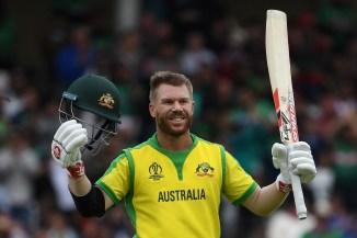 David Warner 166 Australia Bangladesh World Cup 26th Match Nottingham cricket