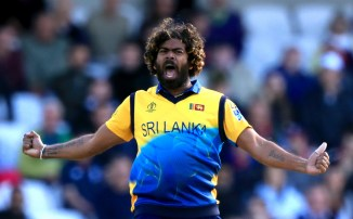 Lasith Malinga four wickets Sri Lanka England World Cup 27th Match Headingley cricket