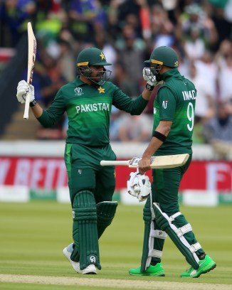 Haris Sohail attributes his success against South Africa to keeping things simple Pakistan World Cup cricket