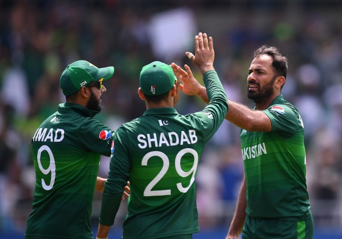 Wahab Riaz believes Shaheen Shah Afridi has improved a lot Pakistan World Cup cricket