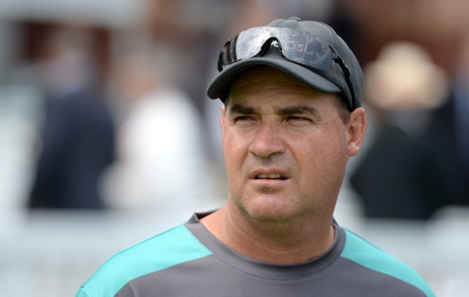 Mickey Arthur admits one of the most frustrating things as Pakistan head coach is the untrue stories the media writes cricket