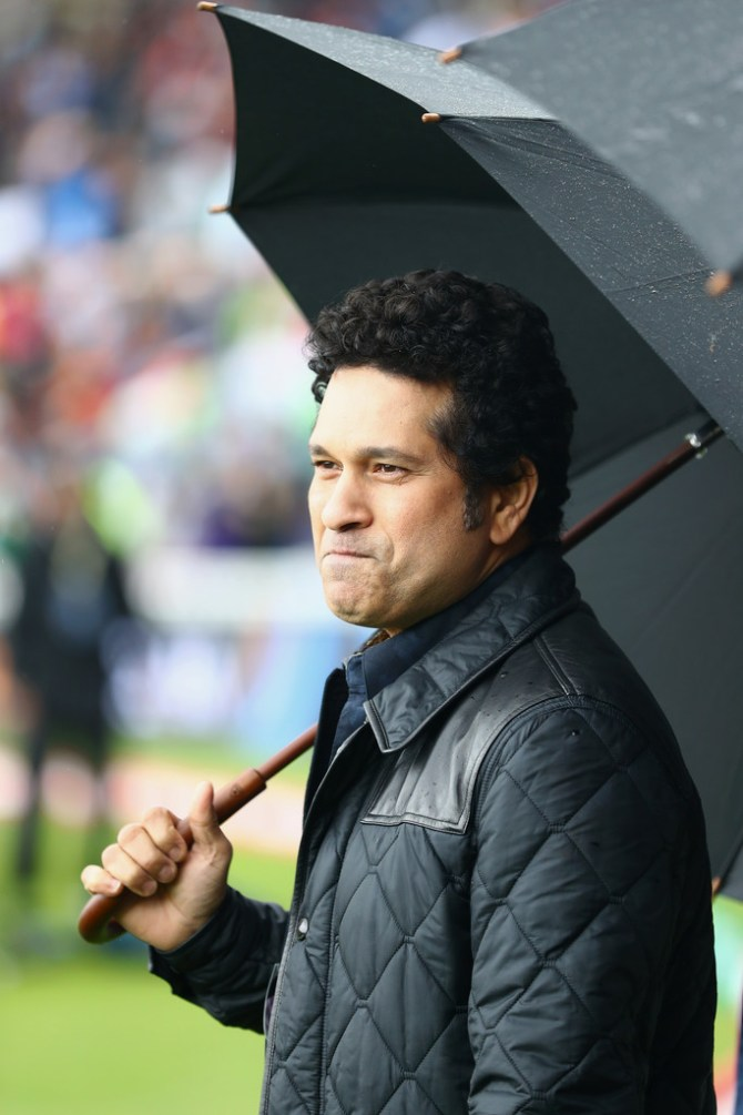 Sachin Tendulkar admitted that he thought his first Test would be his last when he faced Wasim Akram and Waqar Younis Pakistan India cricket
