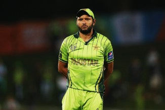 Shahid Afridi said Naseem Shah has been replaced by unknown bowlers