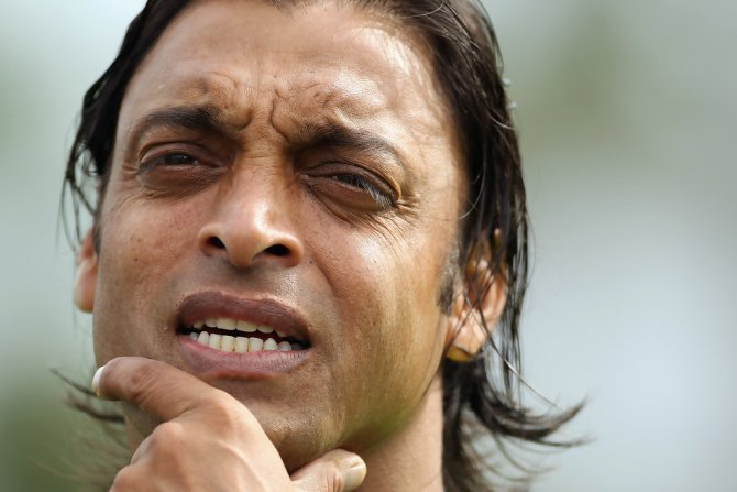 Shoaib Akhtar believes Fakhar Zaman doesn't have a brain Lahore Qalandars Pakistan Super League PSL cricket