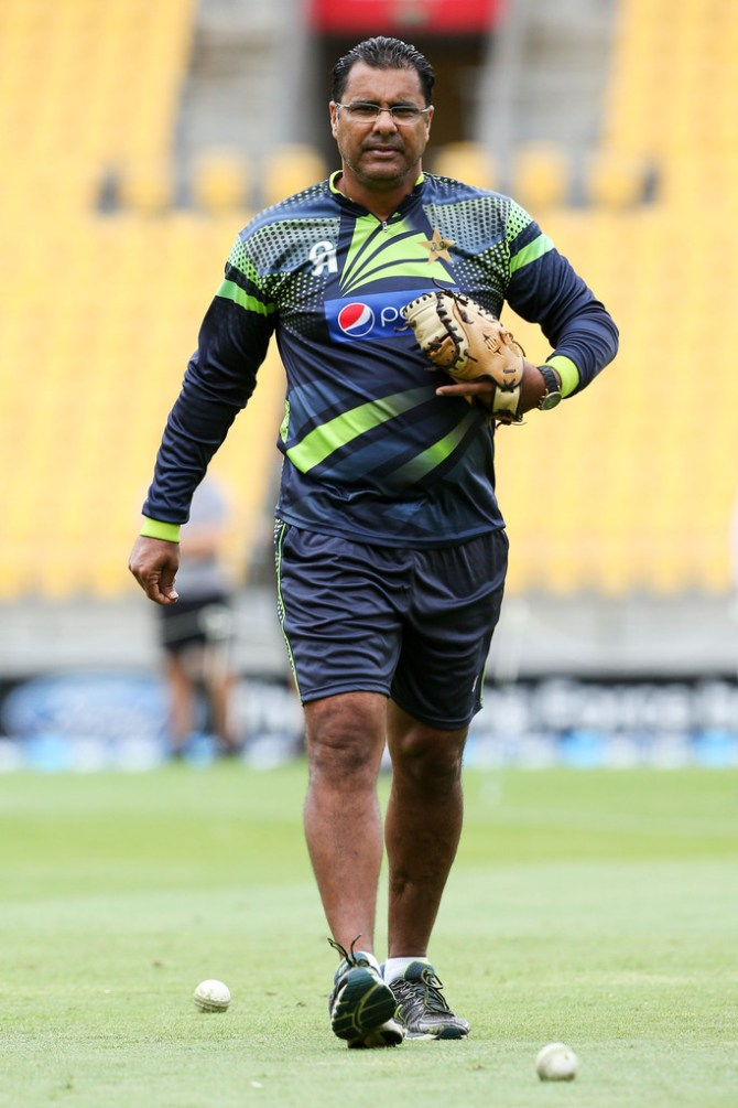 Waqar Younis admits the similarities between Pakistan's current World Cup campaign and the one in 1992 is freaky cricket
