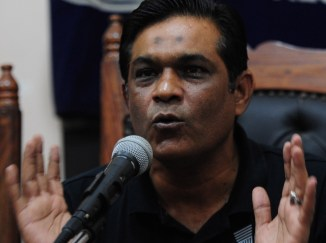 Rashid Latif wished Dilbar Hussain good luck ahead of the BBL
