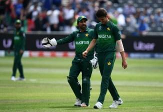 Javed Miandad doesn't think Sarfraz Ahmed should be sacked as captain Pakistan cricket