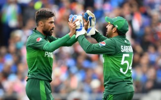 Sarfraz Ahmed believes Mohammad Amir, Wahab Riaz, Shaheen Shah Afridi, Shadab Khan and Babar Azam have been Pakistan's top performers at the World Cup cricket