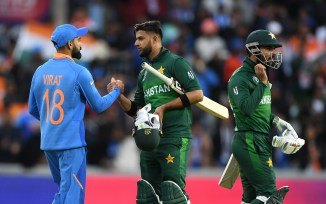 Shoaib Akhtar calls for three-match ODI series between India and Pakistan, with the funds going to help fight the coronavirus pandemic cricket