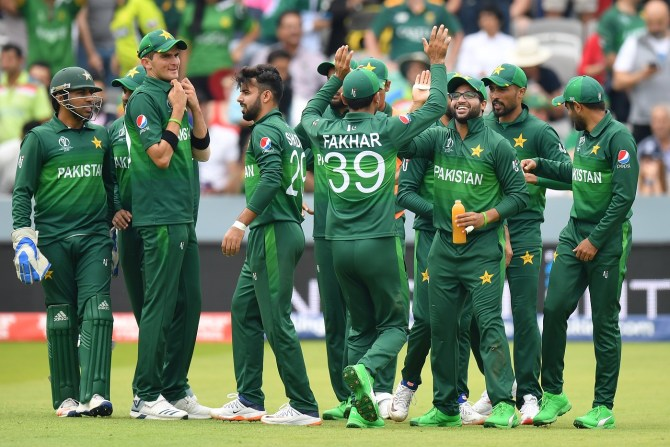 Pakistan have a very busy international schedule until the 2023 World Cup cricket