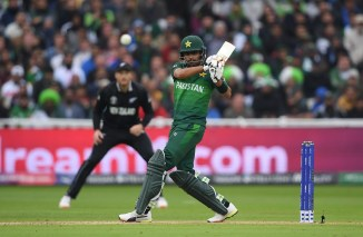 Babar Azam insists that neither he nor anyone other players was part of a group against captain Sarfraz Ahmed during the World Cup Pakistan cricket