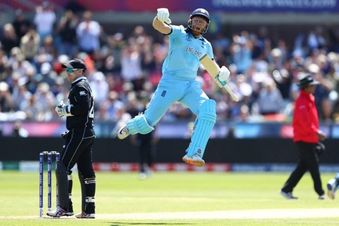 Jonny Bairstow 106 England New Zealand World Cup 41st Match Durham cricket