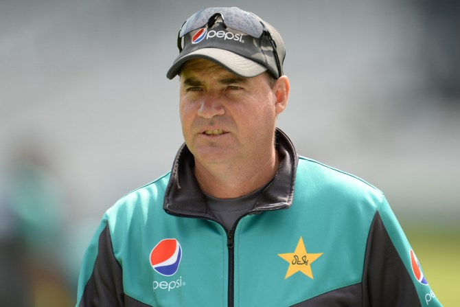 Ehsan Mani confirms Mickey Arthur wants to continue on as Pakistan's head coach cricket