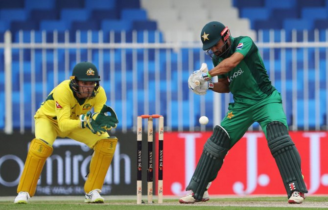 Mohammad Rizwan was once again the fittest player in the Pakistan team after scoring 19.2 in the yo-yo test cricket