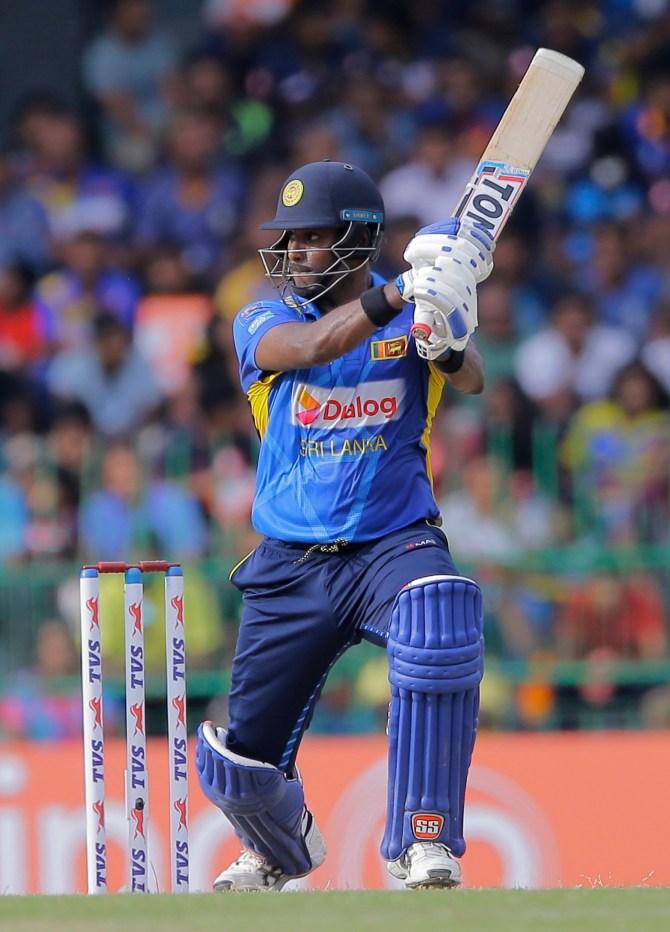 Angelo Mathews 87 Sri Lanka Bangladesh 3rd ODI Colombo cricket