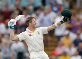 Steve Smith 142 England Australia 1st Ashes Test Day 4 Edgbaston cricket