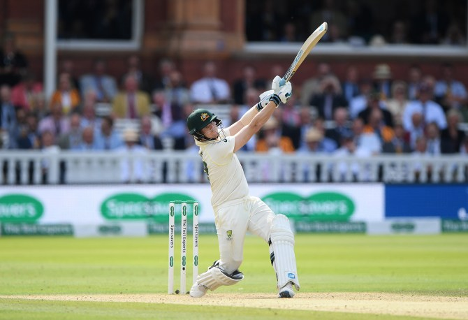 Steve Smith 92 England Australia 2nd Ashes Test Day 4 Lord's cricket
