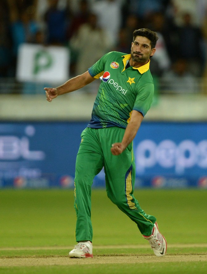 Sohail Tanvir confident he can replace Mohammad Amir and Wahab Riaz in Pakistan's Test team cricket