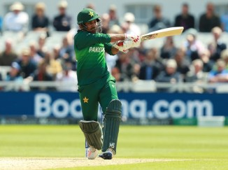 Moin Khan said Sarfaraz Ahmed faces a tough fight to regain his spot