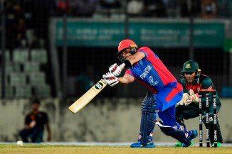 Mohammad Nabi 84 not out Bangladesh Afghanistan T20 tri-series 3rd Match Dhaka cricket