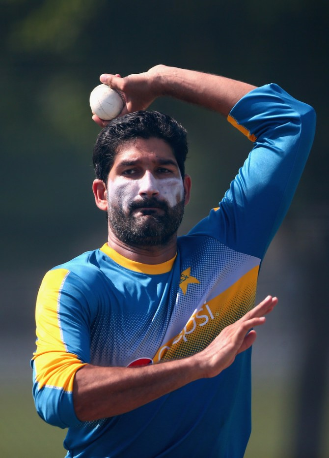 Sohail Tanvir accuses previous Pakistan selectors of not picking players due to their age Pakistan cricket