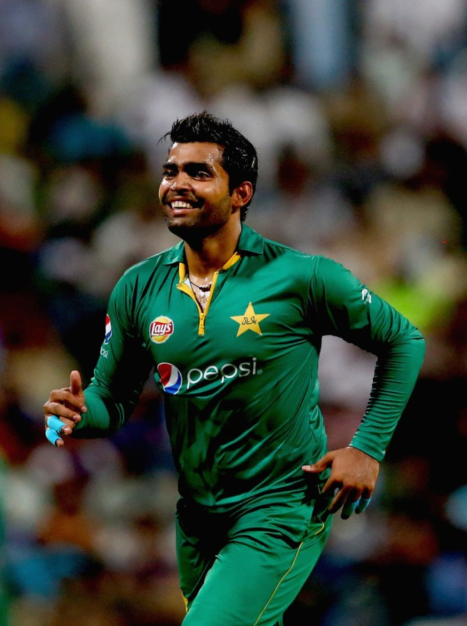 Umar Akmal believes he is a changed man and is focusing more time on training and playing cricket Pakistan