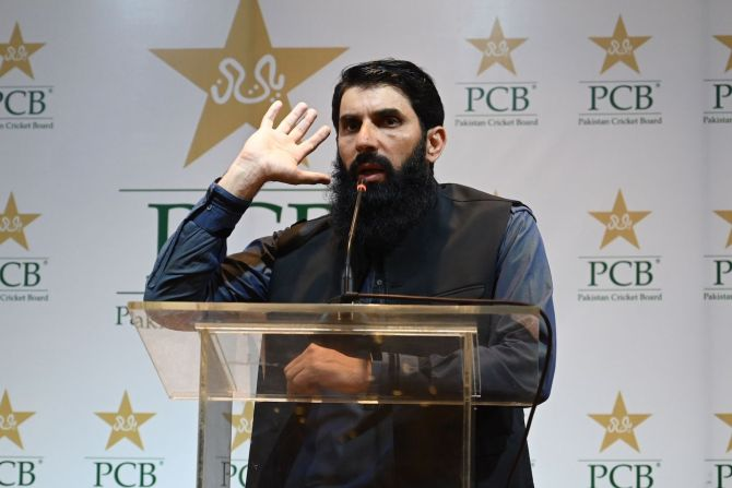 Mohsin Khan believes Misbah-ul-Haq was only made head coach and chief selector because he is a yes man Pakistan cricket
